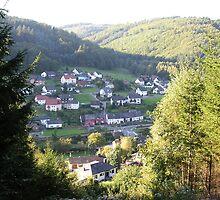 Sankt Thomas, Rheinland-Pfalz, Germany by uitsmijter