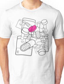 Pink Pill Unisex T-Shirt