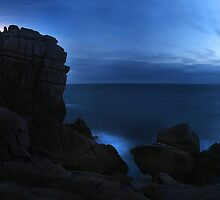 Peninnis Head Isles of Scilly by Ian Smith