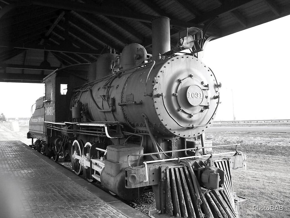 Steam Engine by PhotoBAB