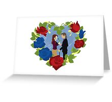 RxB Color Roses Greeting Card