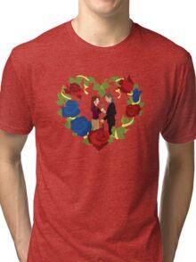RxB Color Roses Tri-blend T-Shirt