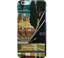 Quiet Sidewalk iPhone Case/Skin