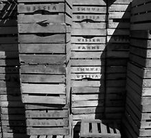 Crates by Jamie Kirschner