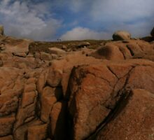 Peninnis Head 2 Isles of Scilly  by Ian Smith