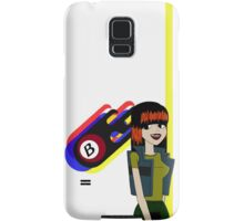 Burners Julie Kane Samsung Galaxy Case/Skin