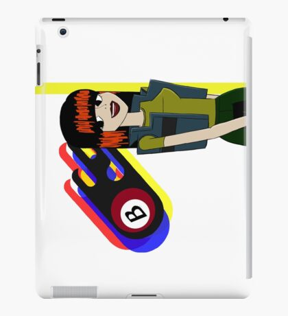 Burners Julie Kane iPad Case/Skin