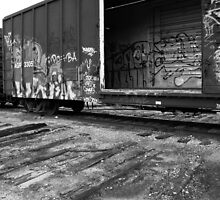 Graffy Train by Bree Tipton
