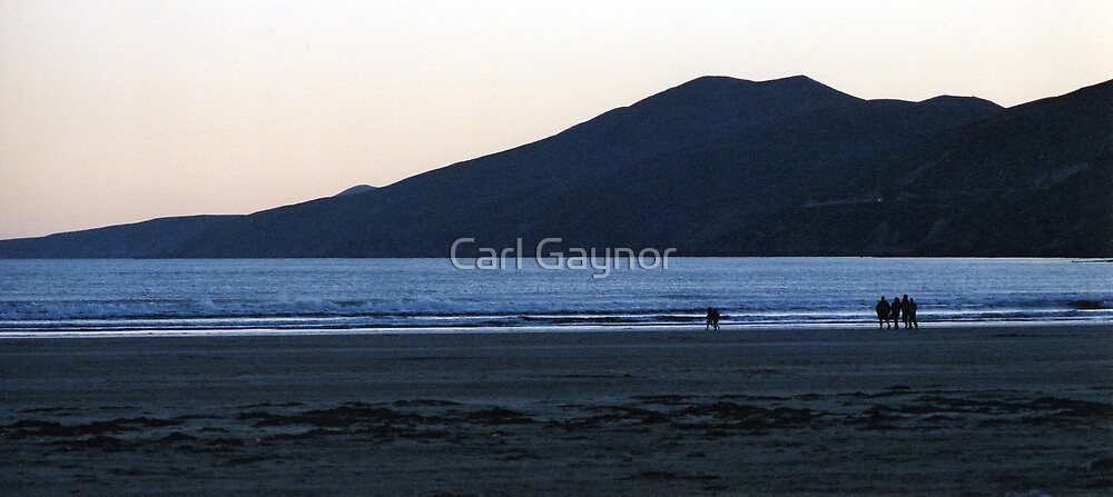 Inch  - As the Sun Goes Down  by Carl Gaynor