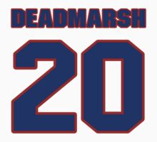 National Hockey player Butch Deadmarsh jersey 20 by imsport