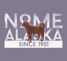 Nome Alaska Since 1901 Kids Clothes