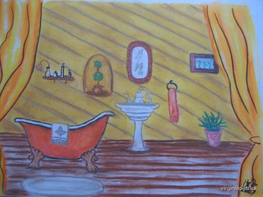 Double Bath by virginiapatrick
