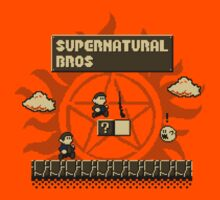Supernatural Bros. Kids Clothes
