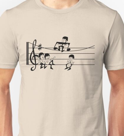 Note For Note Unisex T-Shirt