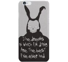 Donnie Darko iPhone Case/Skin
