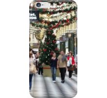 Christmas in Melbourne iPhone Case/Skin