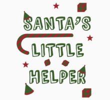 Santa's Little Helper by believeluna