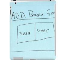 ADD Board Game iPad Case/Skin