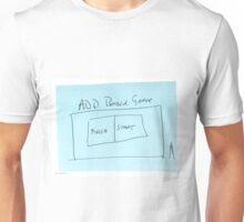 ADD Board Game Unisex T-Shirt