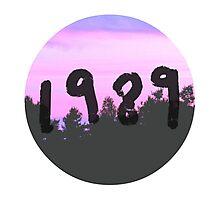 1989 (Nature) Photographic Print