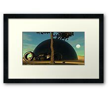 CYCL 3 Framed Print