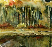 Lost Lake by bluerabbit