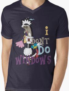 Discord - I Don't Do Windows Mens V-Neck T-Shirt