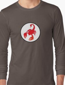 Red Scorpion Long Sleeve T-Shirt
