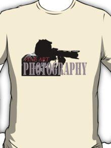 Fine Art Photography T-Shirt