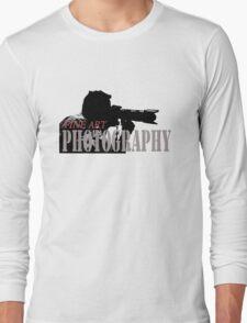 Fine Art Photography Long Sleeve T-Shirt