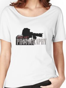 Fine Art Photography Women's Relaxed Fit T-Shirt