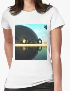 CYCL 9 Womens Fitted T-Shirt