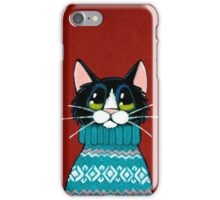 Another Ugly Sweater iPhone Case/Skin
