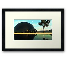 CYCL 10 Framed Print