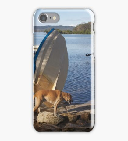 flying boat iPhone Case/Skin