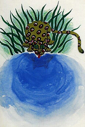 leopard by Amanda Suutari