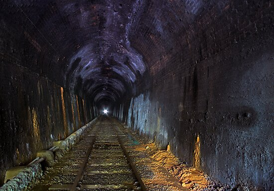 The Tunnel by Peter Daalder