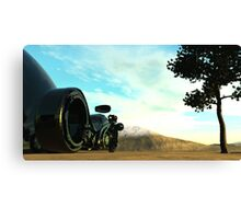 CYCL 11 Canvas Print