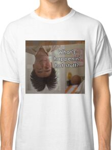 What's happenin', hot stuff? - Long Duk Dong - Sixteen Candles Classic T-Shirt
