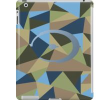 Halo polygon iPad Case/Skin