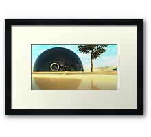 CYCL 12 Framed Print