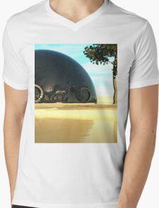 CYCL 12 Mens V-Neck T-Shirt