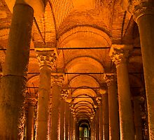 BASILICA CISTERN by louise