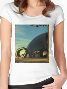 CYCL 3 Women's Fitted Scoop T-Shirt