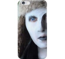 Yewll in her Snuggly Winter Hat iPhone Case/Skin