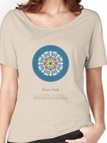 Divine Seek Women's Relaxed Fit T-Shirt