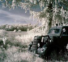 IR Truck by Rebecca Clemmer