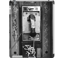 Phone Booth - New Orleans, LA iPad Case/Skin