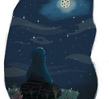 Cookie monster by davidpavon