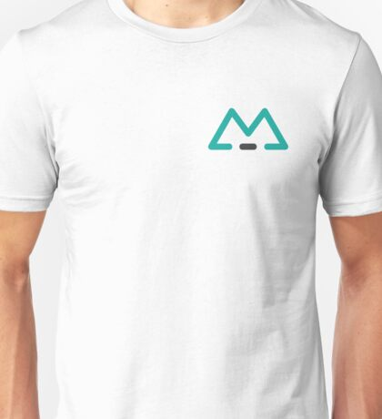 M in BLUE Unisex T-Shirt